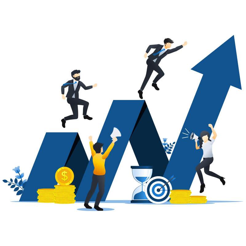 FlexTax ha un alto tasso di crescita